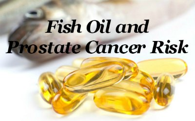 fish oil and prostate cancer risk x